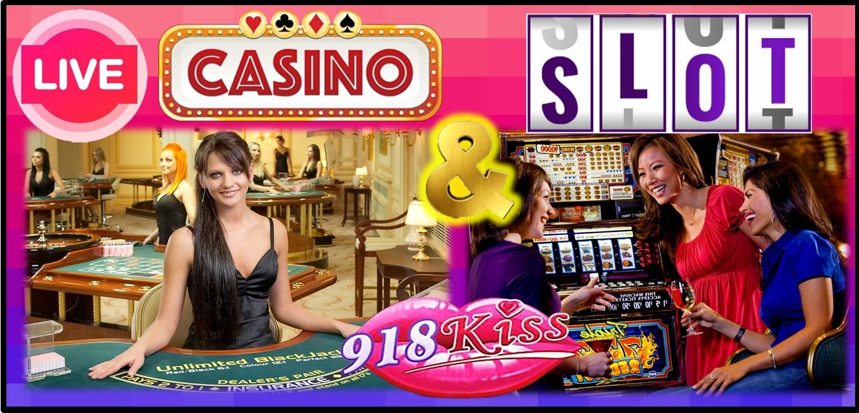 LIVE CASINO AND SLOT - 918kiss Casino Download, 918kiss ...