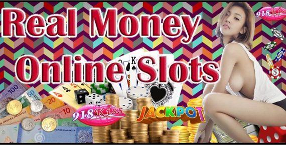 918Kiss Real Slots Gambling