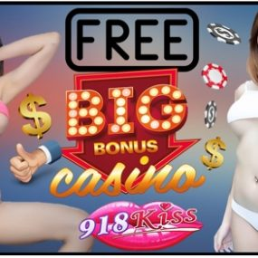 Free Casino Slot With Bonus 918Kiss