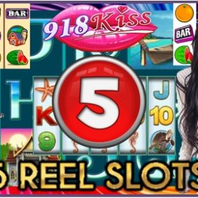 5 Reel Slot At 918Kiss Casino