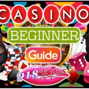Beginner's Guide to 918Kiss Casinos