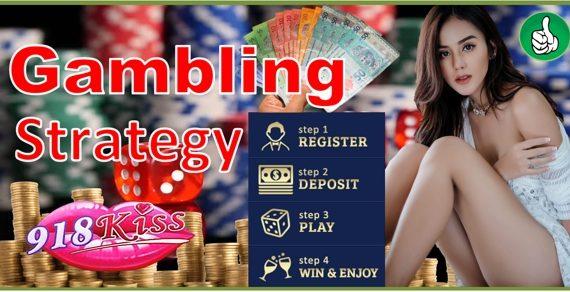 Casino Gambling Strategy