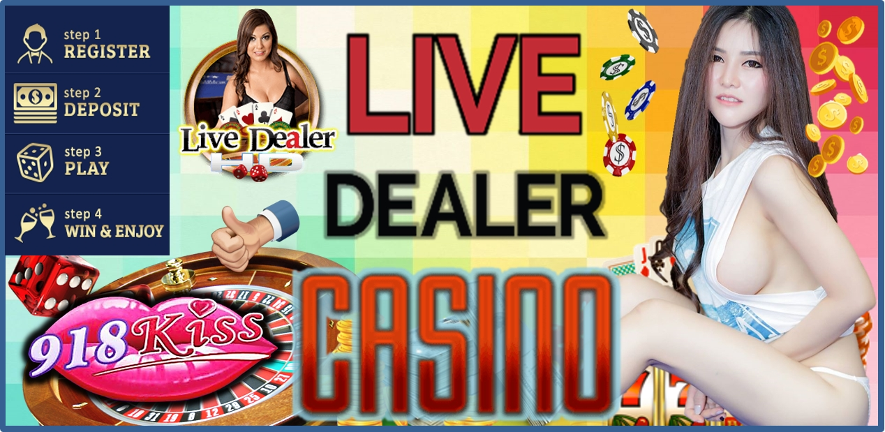 How to Play Live Dealer Casino Games