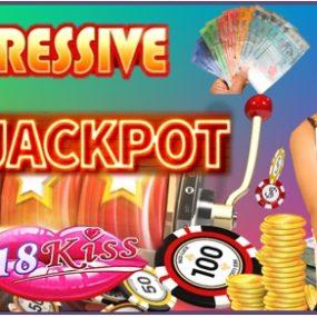 918Kiss Progressive Slots