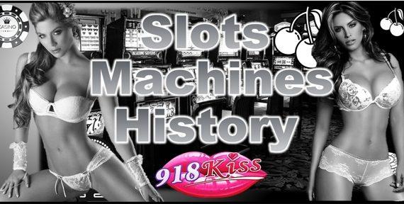 The Slot Machines History