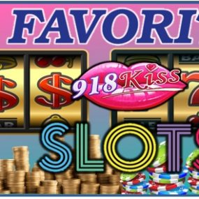 Playing 918Kiss Favorite Slot