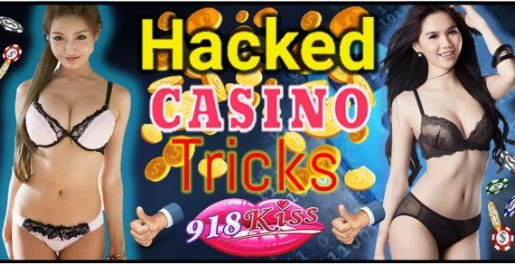 Online casino hacking tricks