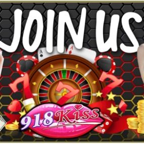 Join 918kiss Mobile Casinos