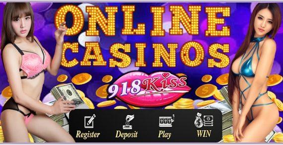 918Kiss Online Casinos