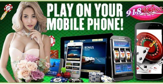 918Kiss Mobile Casino 2018