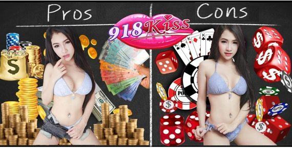 Pros and Cons of Gambling Online