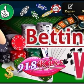 918Kiss Casino Betting Web