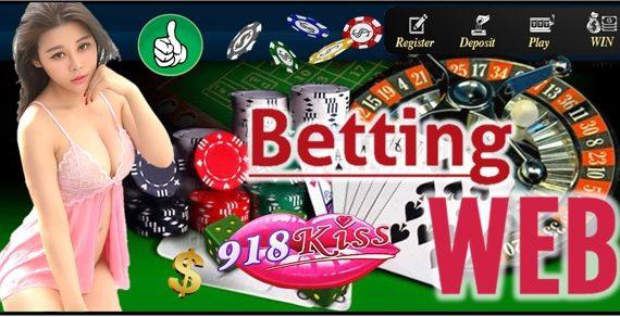918Kiss Casino Betting Web