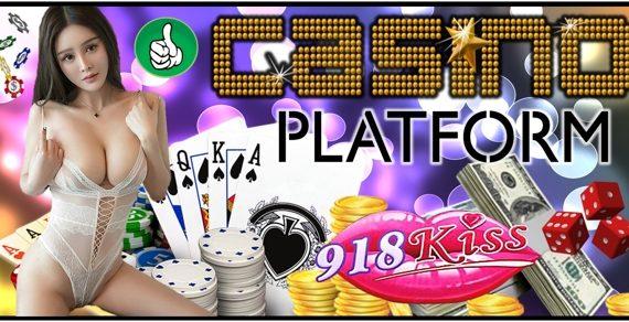 Attractive 918Kiss Casino Platform