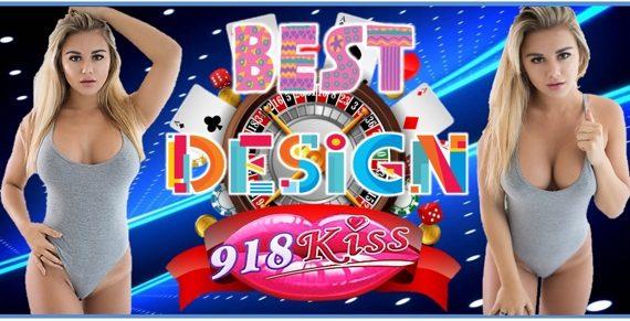 918Kiss Best Designed Casino