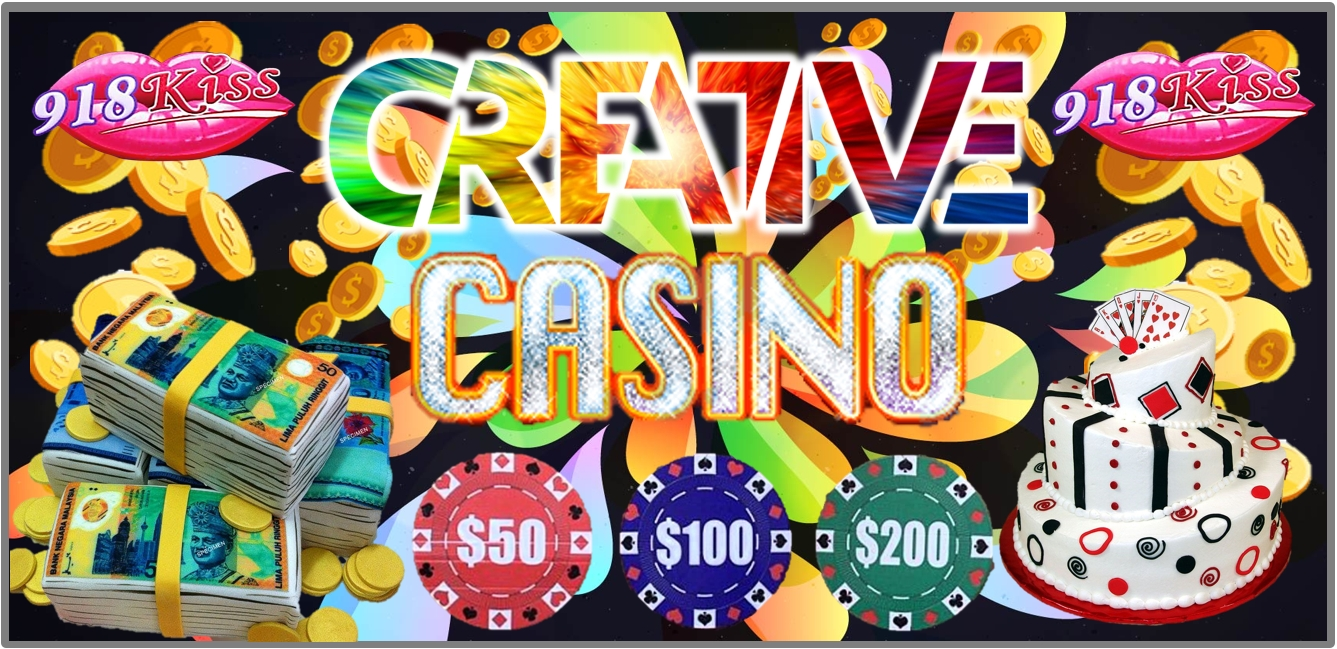 918Kiss Creative Online Casino