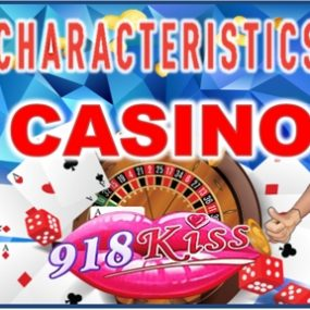 The Characteristics of Online Casino Games