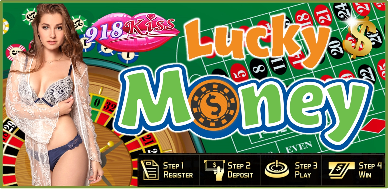Lucky Money At 918Kiss Casino