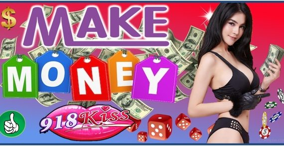 Make Money with 918Kiss Casino