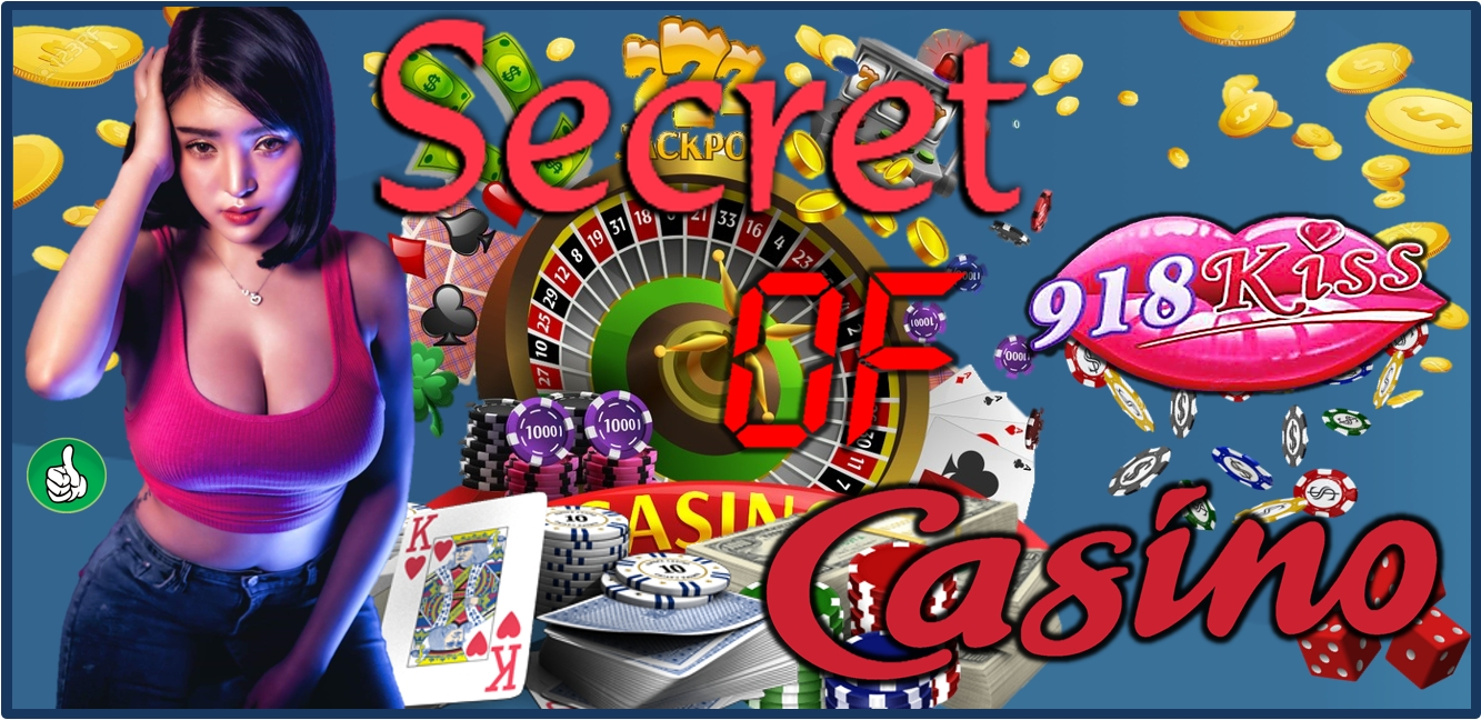 Secrets for Winning at 918kiss Casino