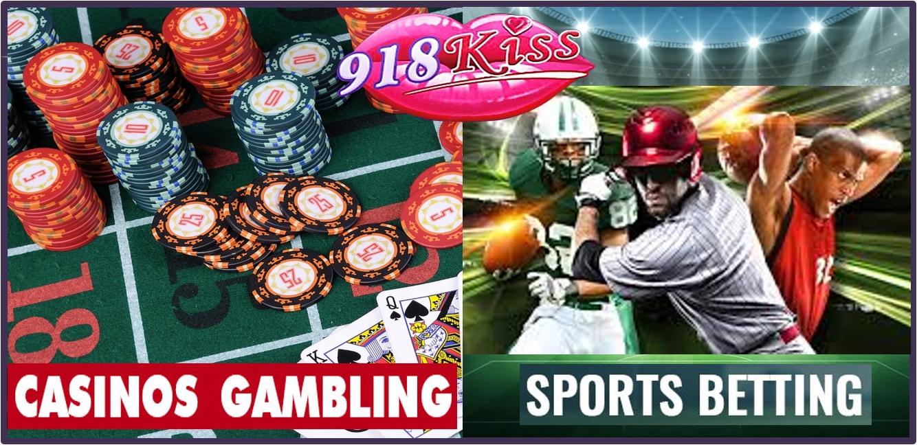 Casino Gambling and Sports Betting