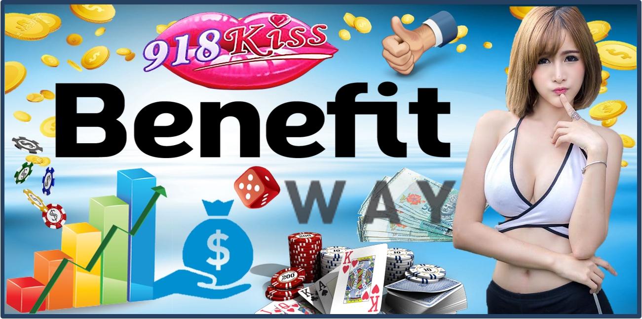 Benefit Way in Casino