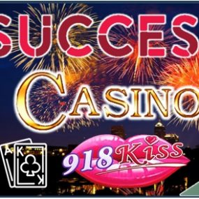 918Kiss a Success Casino