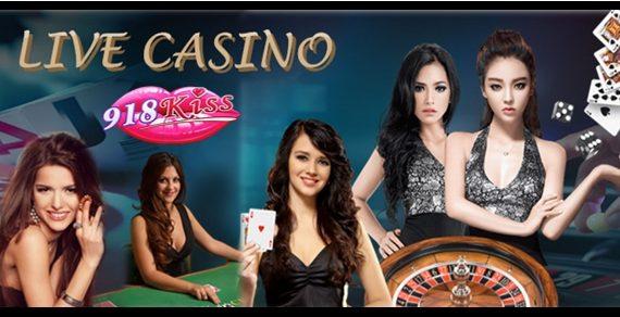 918Kiss Live Casinos