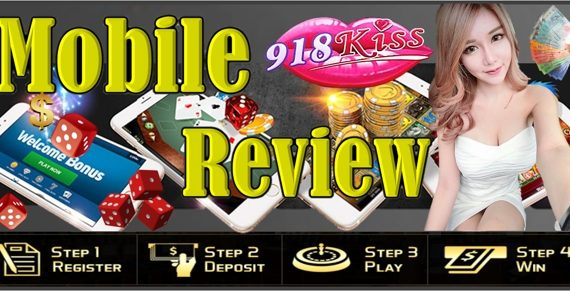918Kiss Casino mobile review
